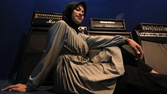 Revani Dwi Nadya, musisi Balikpapan.