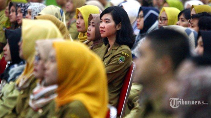 Era Pemerintah Jokowi Ada Diskriminasi Aturan Poligami Antara PNS Pria dan Wanita, BKN Angkat Suara