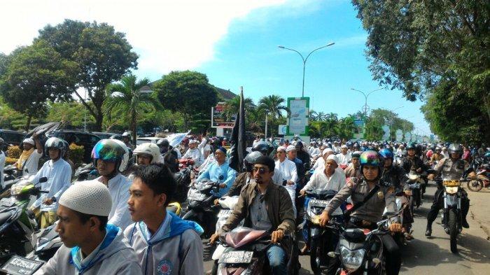 Gabungan Ormas Islam Turun ke Jalan Balas Penolakan Wasekjen MUI di Kalbar