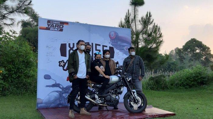 Ride to Nature yang digelar Yamaha di wilayah Bandung.
