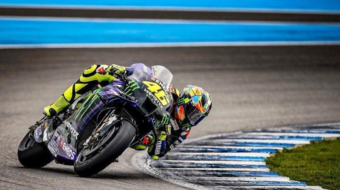 Sadar Diri Bukan Pesaing Marc Marquez, Valentino Rossi Tak Pasang Target Tinggi di MotoGP 2020
