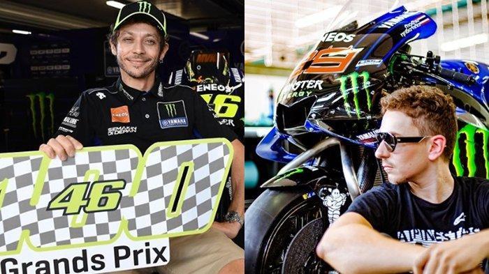 Beda Persiapan Valentino Rossi & Jorge Lorenzo Jelang MotoGP 2020, The Doctor Asyik Goyang Ubur-ubur