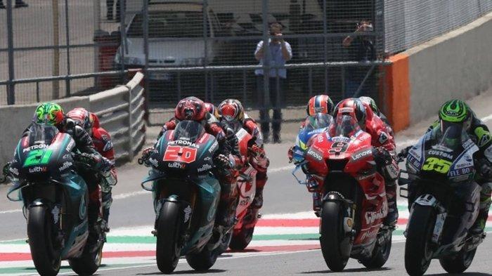 Resmi Gantikan Valentino Rossi, Fabio Quartararo Siap Tumbangkan Marc Marquez di MotoGP 2020