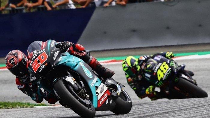Performa Fabio Quartararo Yakinkan Valentino Rossi, hingga The Doctor Minta Yamaha Pertahankan