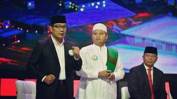 Gerindra Klaim Paslonnya Menang, Begini Perasaan Ridwan Kamil yang Unggul Versi Quick Count