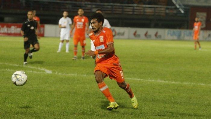 Borneo FC vs Persela Lamongan, Rifal Lastori Siap Buktikan Kepercayaan Pelatih