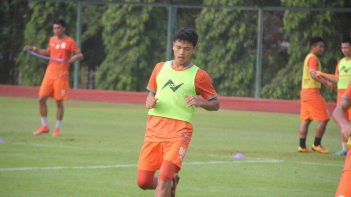 Ikut TC Bersama Timnas U-23, Dua Punggawa Borneo FC Ini Akui Sudah bisa Beradaptasi