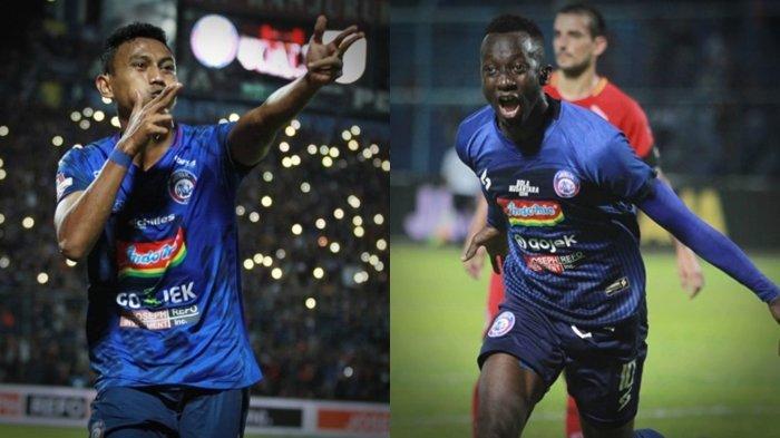 Selain Sylvano Comvalius, Striker Arema FC Ini Pamit, Mario Gomez Mau Gabung, Makan Konate Tak Jelas