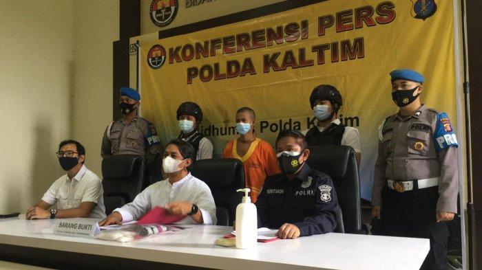 Berniat Edarkan Sabu ke Kukar, Pria Warga Samarinda Dibekuk Polisi