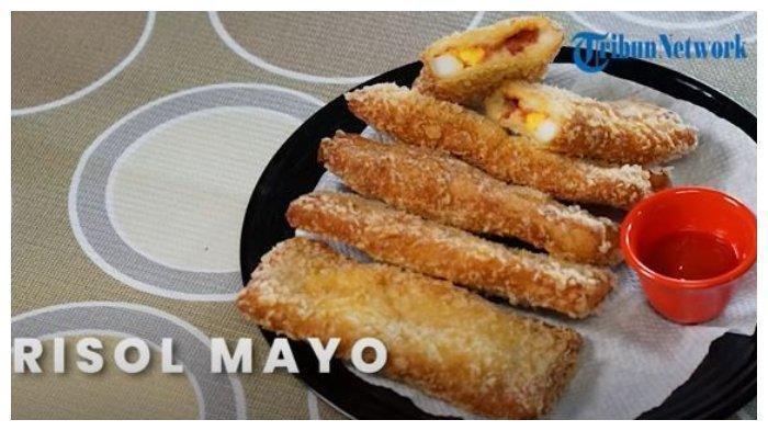 Tahukah Anda, Inilah Pengertian Tentang Takjil, Dilengkapi Resep Cara Bikin Risol Mayo