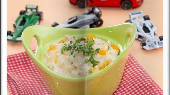 Cara Bikin Risotto Ayam Labu Kuning Super Enak, Menu Sarapan Spesial Keluarga Hari ini