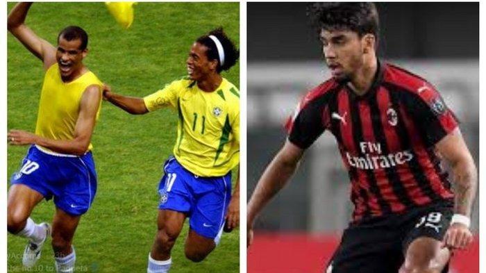 Eks Gelandang AC Milan Ini Sebut Lucas Paqueta Tak Layak Kenakan Nomor 10 Timnas Brasil, Bukan Pele