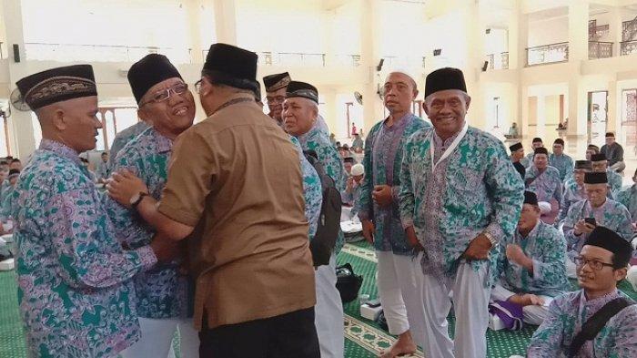 Pelepasan Jamaah Haji Asal Balikpapan, Begini Pesan Sang Wali Kota