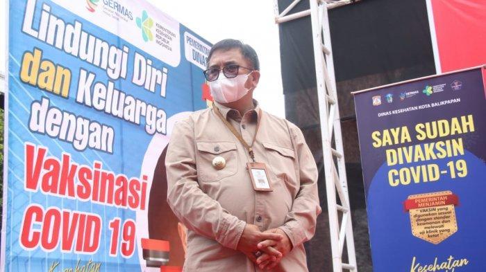 Lapor ke Presiden Jokowi, Walikota Balikpapan Rizal Effendi Keberatan Dana Kelurahan Dihapus