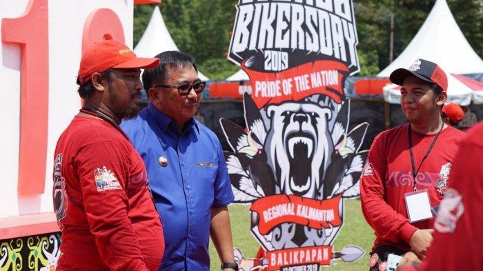 Walikota Rizal Effendi Hadiri Acara Honda Bikers, Sebut Acara Ini Bisa Ramaikan HUT Kota Balikpapan