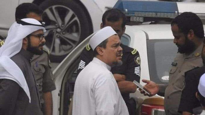 Dahnil Anzar Akhirnya Ungkap Kendala Sebenarnya Pemulangan Rizieq Shihab, 2 Kali Tertahan di Bandara