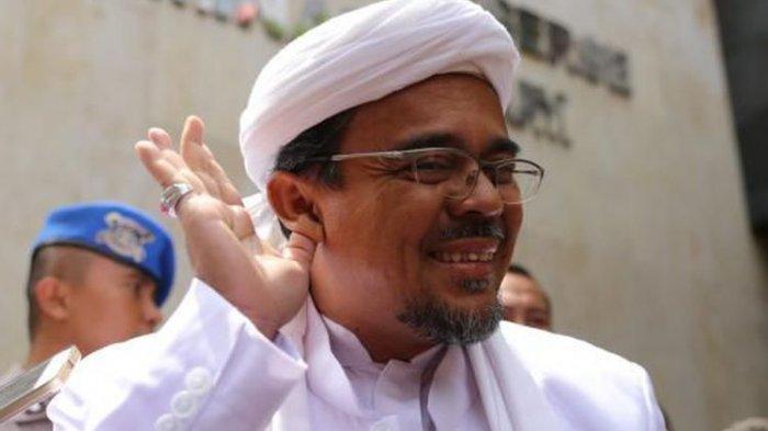 Gerindra Sebut tak Bisa Dukung Rizieq Shihab Jadi calon Presiden