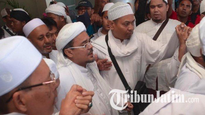 Rizieq Shihab Minta Presiden Hentikan Kasusnya, Begini Jawaban Kapolda Metro Jaya