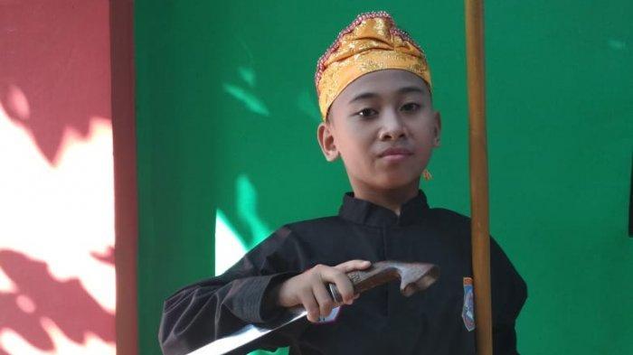 Rizky Aditya Ramadhani Ikuti O2SN Tingkat  Kaltim, Guru  Berharap bisa Juara