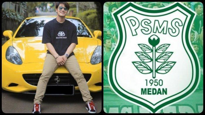 Update Liga 2, Rizky Billar Tak Bisa Ubah Nama PSMS Medan Seperti Raffi Ahmad Buat RANS Cilegon FC
