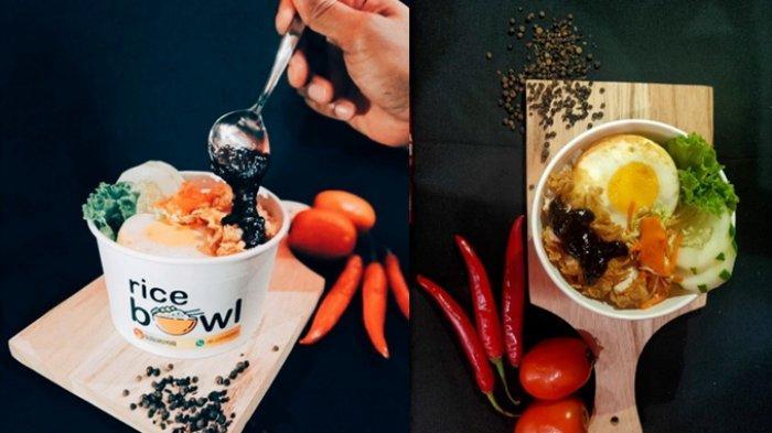 Cicipi Rice Bowl Chicken di RM Ququruyuq Samarinda, Rasanya Nikmat & Harga Sangat Ramah di Kantong!