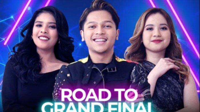Road to Grand Final Indonesian Idol 2021 Malam Ini, Collab Top 3 dengan Super Girls & Laleilmanino