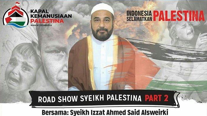 Luncurkan 'Marhaban Yaa Dermawan', ACT Kaltim Gelar Road Show Syeikh dari Palestina, Ini Jadwalnya