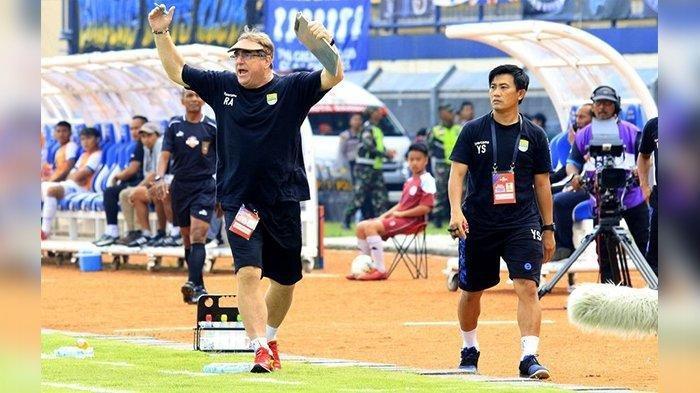 Jadwal BRI Liga 1 2021 Terbaru, Jelang Persib vs Bhayangkara FC, Robert Alberts Dihantui Pemecatan