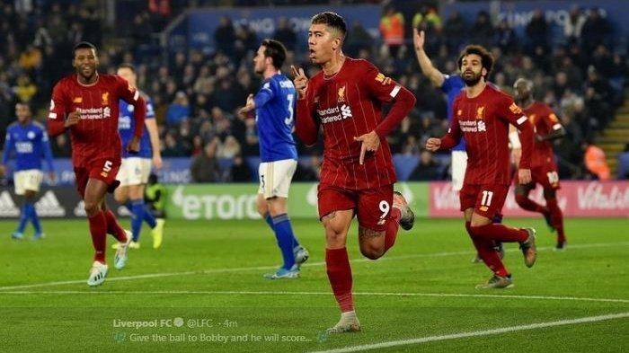 Boxing Day Berikut Hasil Lengkap Pertandingan Liga Inggris Kemenangan Besar Liverpool dan Man United