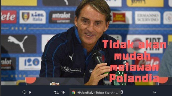 Polandia Vs Italia - UEFA Nations League Pukul 01.45 WIB,  Ini Link Live Streaming