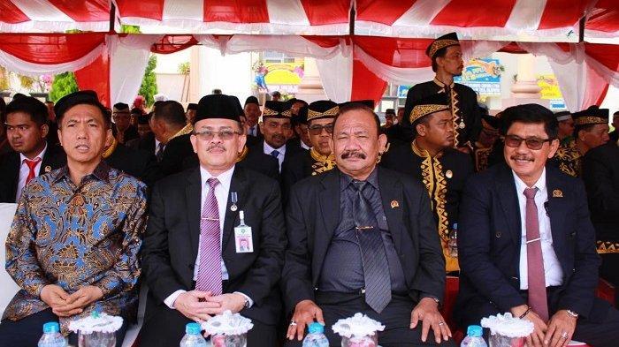 Hadiri HUT ke-18 PPU, Roby: Penduduk Sabang-Merauke Hidup Rukun di Benuo Taka, Siap Jadi IKN
