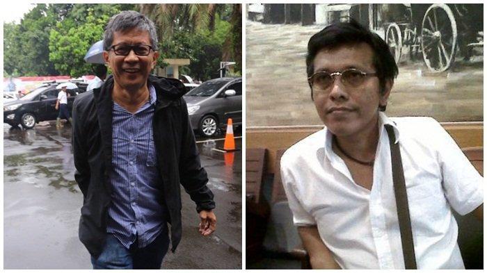 Rocky Gerung: Visi Misi Jokowi, tak Ada yang Baru dan tak Tajam, Reaksi Adian Bikin Penonton Ketawa