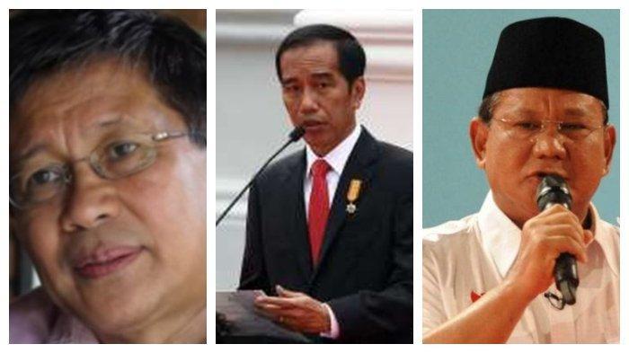 Menhan Rasa Presiden Heboh di Medsos, Rocky Gerung Buka Taktik Prabowo Subianto jadi Penguasa Istana