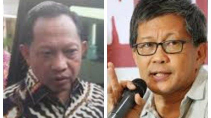 Bela Anies Baswedan Rocky Gerung Sebut eks Kapolri Tito Karnavian Radikal, Indonesia Buruk dari Cina