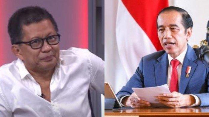 Respon Kasus FPI & Habib Rizieq, Bahasa Tubuh Jokowi Disorot, Rocky Gerung Yakin Setingan Berulang