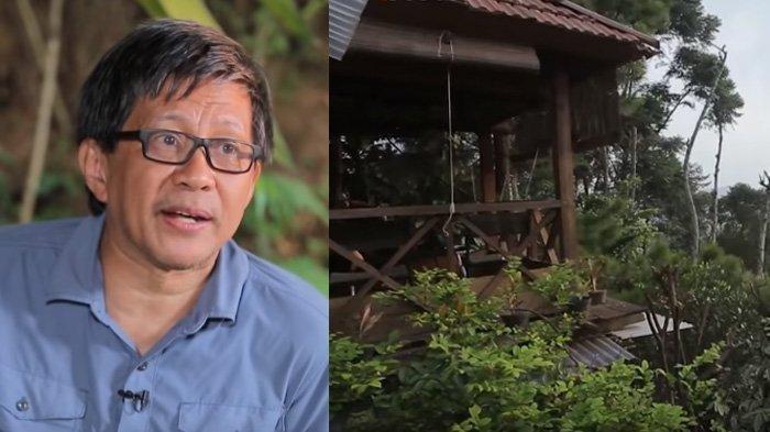 Rocky Gerung Dituding Peroleh Tanah dari Napi oleh PT Sentul City Tbk, Haris Azhar Angkat Bicara
