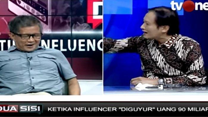 Rocky Gerung Akhirnya Buka Suara Soal Serangan Henry Subiakto di TV dan Twitter, Sindir Kompresor