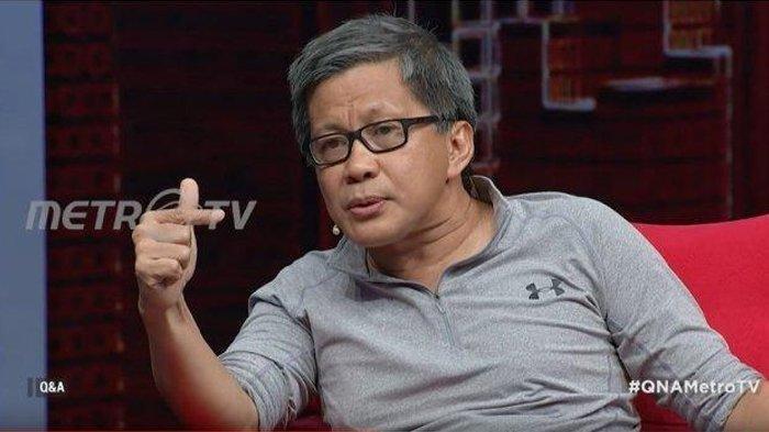 Rocky Gerung sebut Anies Baswedan jadi Pesaing Terberat di Pilpres 2024 Kubu Jokowi tak Punya Calon