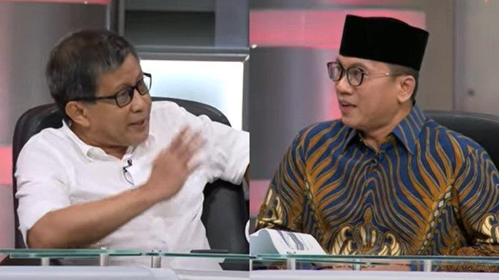 Dipertemukan di Mata Najwa, Rocky Gerung Sebut Yandri Susanto Lawan Debat yang Salah