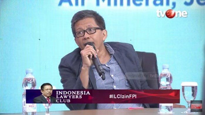 Sebut Presiden Tak Ngerti Pancasila & FPI di ILC, Rocky Gerung Juga Beber Dampak, Utang hingga BPJS