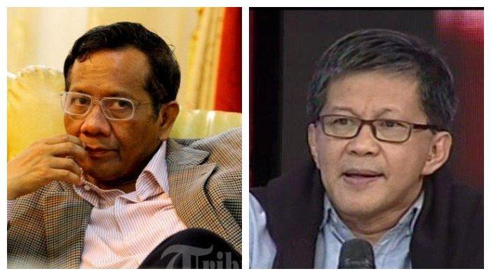 Mahfud MD Bentuk 2 Timsus Revisi UU ITE, Bakal Buka Diskusi Soal Pasal Karet, Terbuka atau Tertutup?