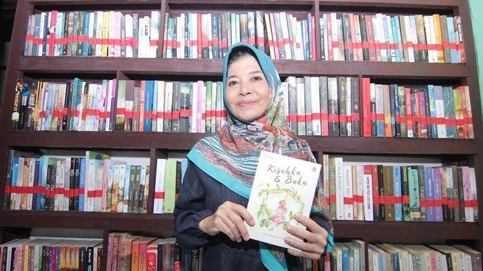 Hobi Membaca, Buku Jadi Teman Sejati Saat Roelyta Aminuddin Berjuang Melawan Kanker