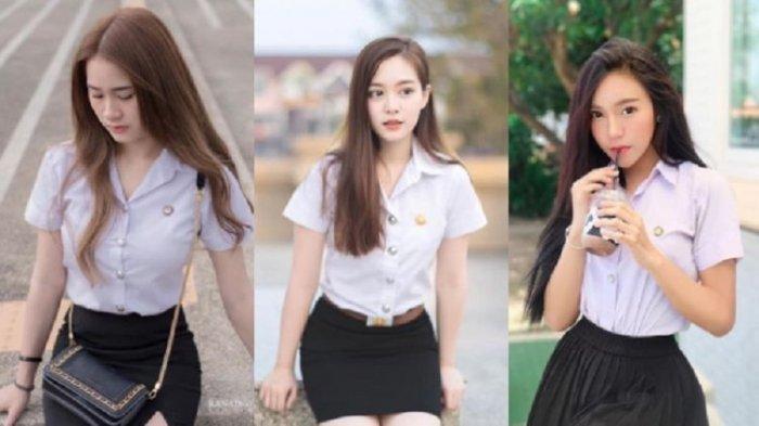 Thailand Larang Murid Putri Pakai Seragam Sekolah Mini, Orangtua Bisa Didenda Rp13 Juta atau Penjara