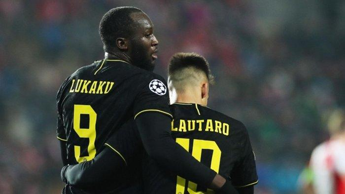 Hasil Liga Champions 28 November, Lautaro dan Lukaku Jaga Peluang Inter Milan ke Babak 16 Besar