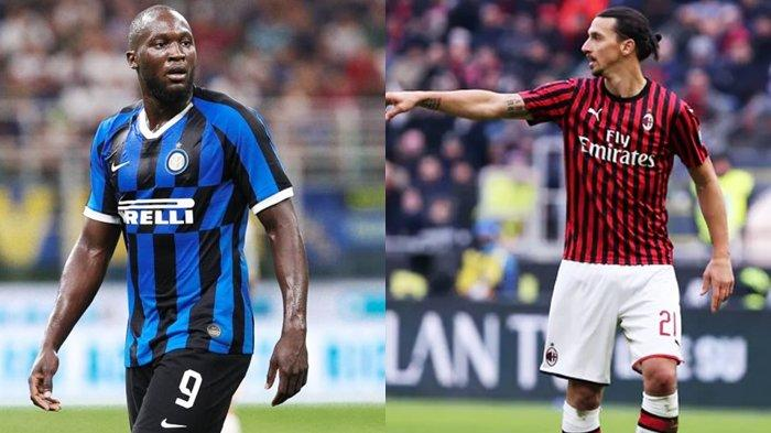 Buntut Konflik dengan Lukaku, Ibra Hingga Wasit di Laga Derby Milan Diperiksa Kejaksaan Italia