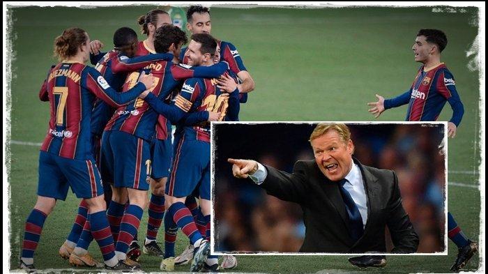 Jadwal Liga Champions Barcelona vs PSG, Modal Mentereng Ronald Koeman Hajar Neymar Cs, Messi On Fire