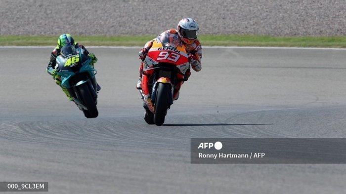 Jadwal MotoGP 2021 dan Jam Tayang Trans7, Inilah Tanggal Live Race GP Styria Sirkuit Red Bull Ring