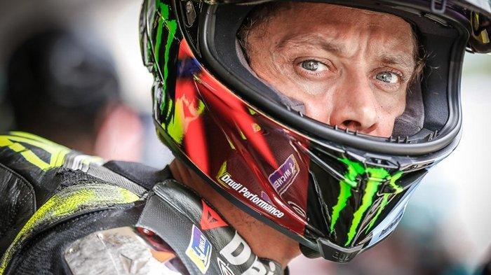 Jelang MotoGP Inggris 2021, Inilah Hal yang Ditakuti Valentino Rossi Usai Gantung Helm