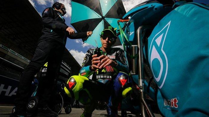 Jadwal MotoGP 2021, Akhirnya Valentino Rossi Putuskan Masa Depannya, Ini Musim Terakhir The Doctor?
