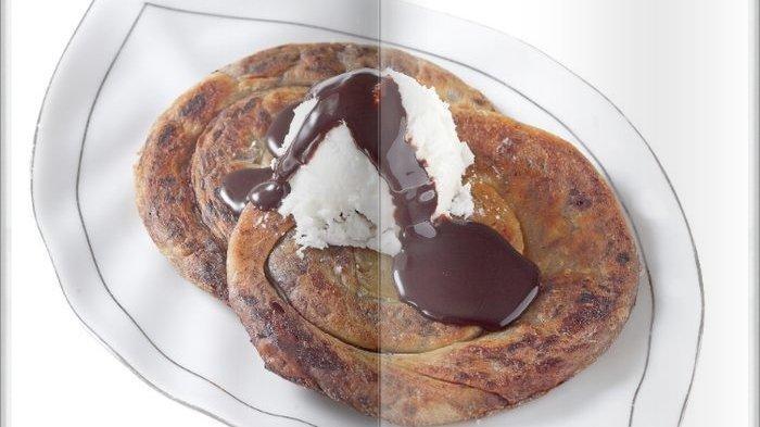 Cara Bikin Roti Maryam Cokelat Toping Es Krim Super Enak, Kreasi Camilan Nikmat di Akhir Pekan